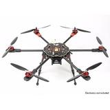 Bons Voos - Hexa Tarot 680 Pro Completo Fotos Aéreas N/dji