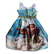 Vestidos Moana Bebe - Ig