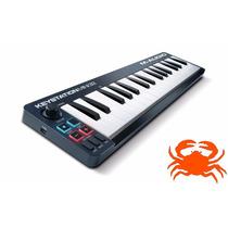 Controlador Midi Usb M-audio Keystation Mini 32 Ii Oferta Nf