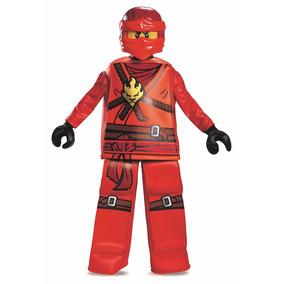 Disfraz Disguise Kai Prestige Ninjago Lego Costume