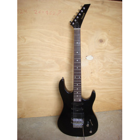 Guitarra Electrica Triump 24 Trastes Floyd Rose