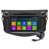 Central Multimidia Toytota Rav4 2008 2009 2010 2011 2012 Gps