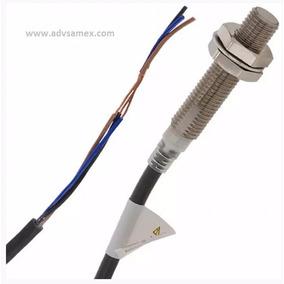 Sensor De Proximidad M8 12-24v E2e-x1r5e1 Omron