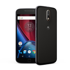Motorola Moto G4 Plus Dualsim 5.5pg 32+2ram Blanco Y Negro
