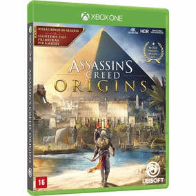 Assassins Creed Origins Xbox One Mídia Física Envio Imediato