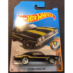 Hot Wheels 69 Dodge Charger 500 285/365