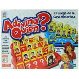 Adivina Quien Juego Cara Misteriosa 3015