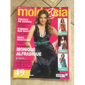 Revista Molde E Cia 40 Monique Alfradique Moda Masculina