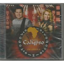 Banda Calypso - Ao Vivo Em Angola - Cd Novo