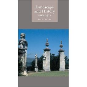 Libro Landscape And History Since 1500 - Nuevo