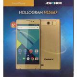 Smartphone Advance 8gb 6 5mpx Dual Sim Tienda