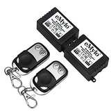 Emylo Dc 12v 1 Channel Smart Rf Wireless Relay Remote Contro