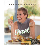 Libro Liveat Recetas Javiera Suarez Original / Diverti