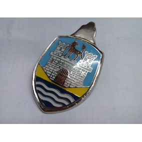 Emblema Blason Vw Sedan Cofre 1.2 Vocho Combinado Castillo