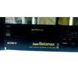 Videocasetera Batamax Con Regresadora Y Control Envio Gratis