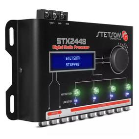 Crossover Stetsom Stx2448 Processador De Áudio Digital
