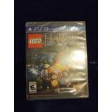 Videojuego Lego Hobbit Para Ps3 Nuevo Y Sellado De Fabrica.