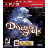 Demon´s Souls (nuevo Y Sellado) - Play Station 3