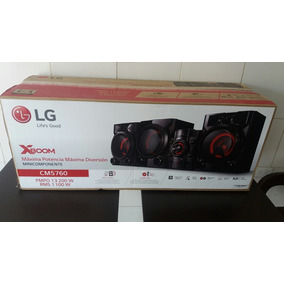 Lg Minicomponente Cm5760