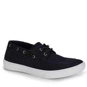 Sapato Dockside Masculino Metropolitan Pg - Jeans