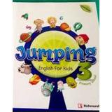 Libro De Ingles Jumping 3 Editorial Richmond