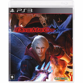 Devil May Cry 4 Ps3 Midia Fisica Lacrado