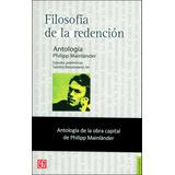 Filosofía De La Redención (antología)
