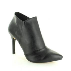 Botin Para Mujer Emilio Bazan Cr5165-035368 Color Negro
