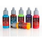 Colores Pinturas Acrilicas Game Color Acrylicos Vallejo 17ml