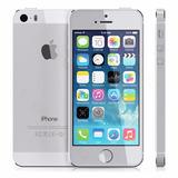 Iphone 5s 16gb Branco/cinza Novo 100% Original Lacrado Apple