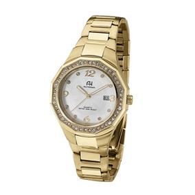 fb68f5704c9f2 Relogio Feminino Ana Hickmann Dourado - Relógios De Pulso no Mercado ...