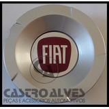 Calota Centro Fiat Stilo Abarth P/ Roda Liga L Aro 14|15|17