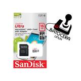 Micro Sd 16gb Com Batocera 5.11 Kodi P/ Raspberry Pi 3