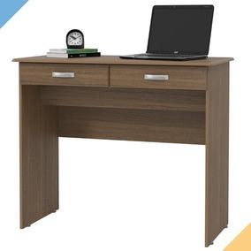 Escrivaninha 2 Gavetas - Ej Móveis Imbuia