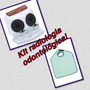Kit Camara Escura Odontologica E Avental Plumbifero Chumbo