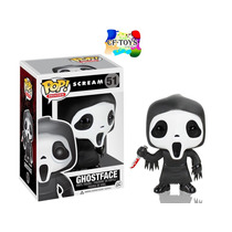 Ghost Face Scream Funko Pop Pelicula Terror Scream Grito Cf