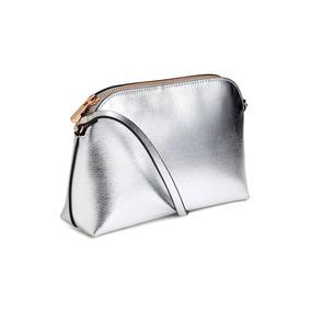 Cartera Plateada Silver H&m - Premium Store - Black Closet