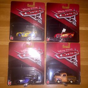 Disney/pixar Cars 3 Mcqueen Cruz Dinoco Jackson Storm Smokey