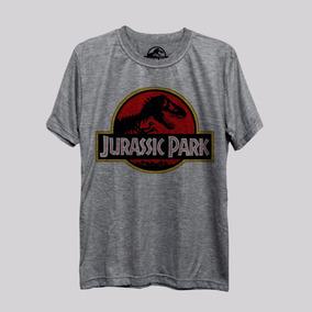 Camiseta Jurassic Park World Parque Dinossauros Freekz