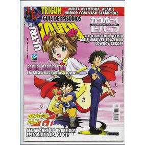 Ultrajovem Guia De Episódios Revista 4 Dragon Ball Sakura Co