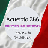 Guia Ceneval Acuedo 286 Acreditar Bachillerato 286