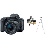 Camara Canon Rebel Sl2 Kit 18-55 Video Full Hd 60p + Tripie