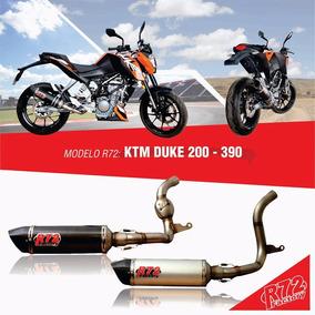 Escape R72 Ktm Duke 200 /390 Hasta 2016