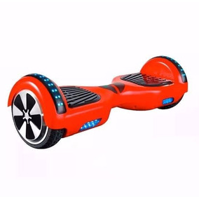 Scooter Hoverboard Patineta Eléctrica Bluetooth Y Luces Led