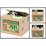 Boxstore ] Alcancía De Panda Come Monedas