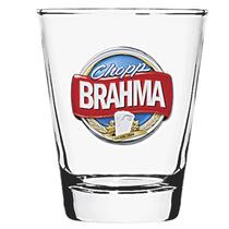 Copo Old Fashioned Brahma 215ml Emb. C/ 24 Un - Cisper