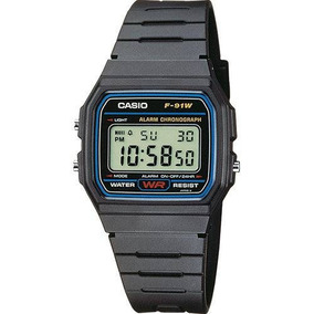 Relógio Masculino Casio Digital Esportivo F-91w
