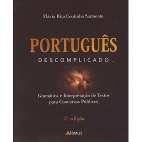 Portugues Para Concurso Publico - Descomplica