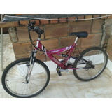 Bicicleta Todoterreno. Doble Suspencion Como Nueva