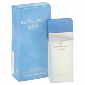 Perfume Light Blue Dolce Gabbana Edt 200ml Feminino Original